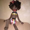 Дидактическая игрушка «Кукла Абена»