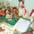 Создание мини-музея «Курочка Ряба»