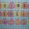 Лепка из пластилина с использованием природного материала во второй младшей группе «Бабочка на цветке»