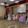 Фотоотчёт о конкурсной программе для девочек к 8 Марта «Мини-мисс» (подготовительная группа)