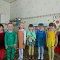 Постановка сказки в детском саду «Жизнь животных в лесу» (фотоотчет)