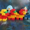 Фотоотчет «Новый год в лего-центре»