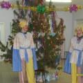 Фотоотчет «Новогодняя сказка у елки». Начальные классы