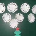 Дидактическая игра «Снежное украшение для елочки»— словарная работа. Русский язык, 3 класс