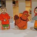 Персонажи из сказки «Курочка-Ряба»