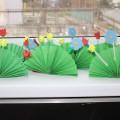 Мастер-класс «Весенняя полянка». Подарок старшей группы для мам ко Дню 8 Марта