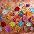 Стенгазета ко Дню 8 марта «Праздничный пирог для мамы». Старшая группа.