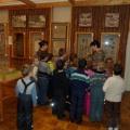 Экскурсия в Борский краеведческий музей. Знакомство с экспозицией «Старинный уклад жизни наших предков» (фотоотчет)
