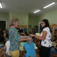 Выступление на родительском собрании с элементами тренинга «Адаптация и социализация детей к условиям детского сада»