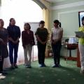 Обмен опытом с коллегами Тувинской республики в рамках реализации Федеральной целевой программы «Русский язык»