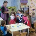 Конспект НОД в средней группе «Синичка-невеличка»