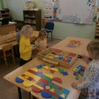 Фотоотчет по использованию образовательного центра «Интошка» в логопедической работе