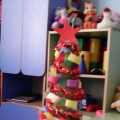 Мастер-класс «Новогодняя ёлочка из мишуры»