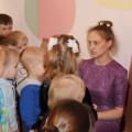 Сценарий вечера развлечений к празднику 8 Марта для детей группы раннего возраста «Как дети солнышко разбудили»