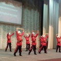 Фотоотчет о выступлении детского хореографического коллектива на районном фестивале-конкурсе «Волшебный мир танца»