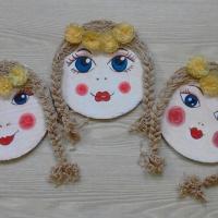 Мастер-класс «Изготовление платковой куклы»
