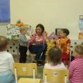 Пальчиковый театр для малышей