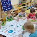 Непосредственно образовательная деятельность по художественно-эстетическому развитию «Ракета»