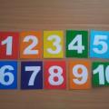 Математические упражнения для подготовительной группы