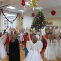 Сценарий праздника для детей старшего и подготовительного возраста «Рождественские святки»