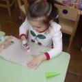 Детский мастер-класс поздравительной открытки «Новогодняя елочка»