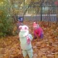 Коллективная работа «Осенний листопад»
