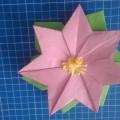 Мастер-класс по изготовлению с детьми подготовительной группы поздравительных открыток «Лилия для мамочки»