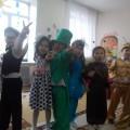 Театрализованное представление по мотивам сказки К. И. Чуковского «Муха-Цокотуха» в подготовительной группе (фотоотчет)