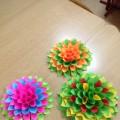 Мастер-класс по изготовлению объёмных 3D цветов