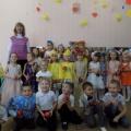 Сценарий осеннего развлечения для детей старшего дошкольного возраста «Осеннее настроение»