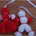 Мастер-класс для детей и родителей по изготовлению куклы-веснянки (фотоотчет)
