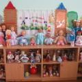 Открытие мини-музея «Кукольный городок» в старшей группе (фотоотчёт)