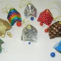 Мастер-класс для педагогов «Изготовление ёлочной игрушки «Колокольчик»