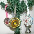 Мастер-класс: «Изготовление новогодних украшений из фольги»