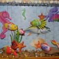 Мастер-класс «Аквариум, аквариум, кусочек дна морского»