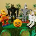 Сказка «Колобок» с использованием Лего-конструктора (фотоотчет)