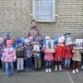 «Праздник со слезами на глазах…». Фотоотчет о праздновании Дня Победы в детском саду