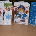 Книжки— самоделки «Здравствуй, Зимушка— зима»