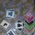 Дидактическая игра «Волшебные лоскутки»