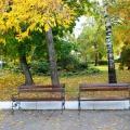 Фотозарисовка «Осенний этюд»