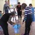 Конспект совместного занятия с родителями по познавательному развитию в первой младшей группе «Мамины помощники»