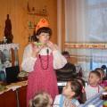 Занятие по гражданско-патриотическому воспитанию детей старшего дошкольного возраста «Русская изба. Чайные посиделки»