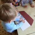 Сценарий организации непосредственно-образовательной деятельности по аппликации с элементами рисования «Весенняя капель»