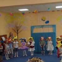 Фотоотчет о празднике во второй младшей группе «Приход весны»