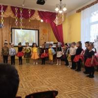 Фотоотчет «Весенний праздник»