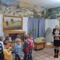 Фотоотчет об экскурсии в городской музей. Экспозиция «Природа Донского края»
