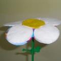 Мастер-класс «Цветок для мамочки»