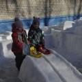 Конспект занятия по воспитанию культуры поведения детей «Зимние виды спорта»