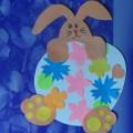 Мастер-класс открытка «Пасхальный зайчик»