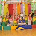 «Как ребята краски добывали». Сценарий театрализованной игровой программы к осенним праздникам для старших дошкольников